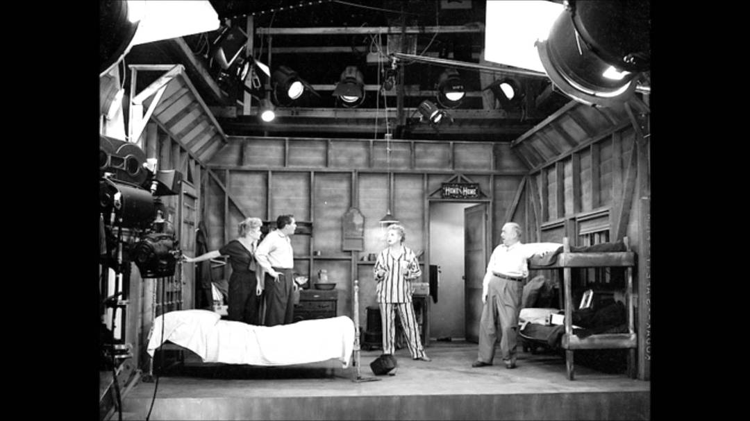 the set of I Love Lucy