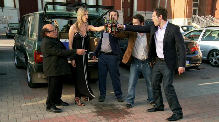 It's Always Sunny in Philadelphia the gang smash em up high school reunion
