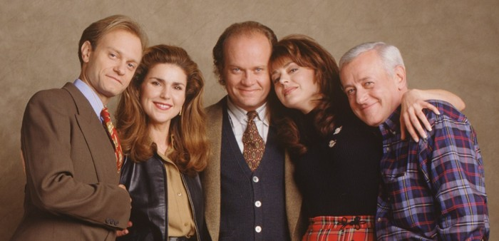 Duct Tape on Armchairs: Frasier and the Working-Class Sitcom