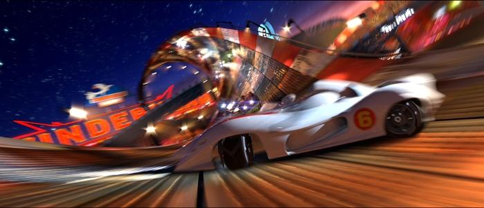 Speed Racer Is Not An ArtFilm