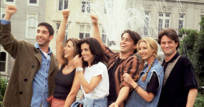 The One Where Pop Culture Disintegrates